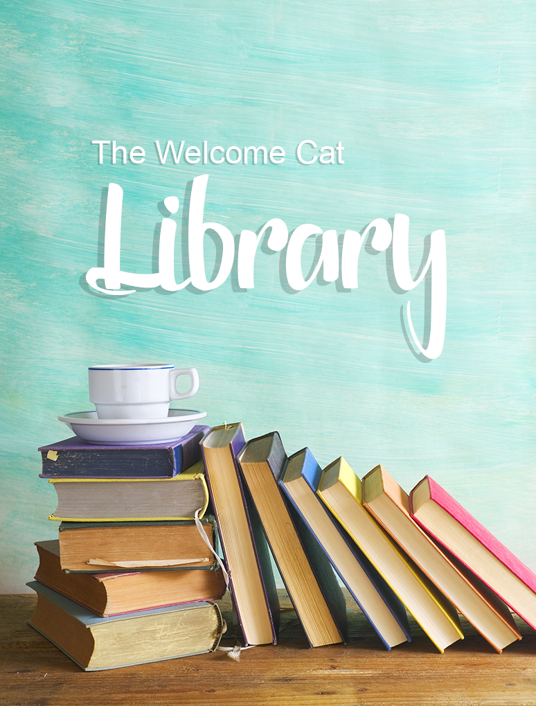 Welcome Cat Library