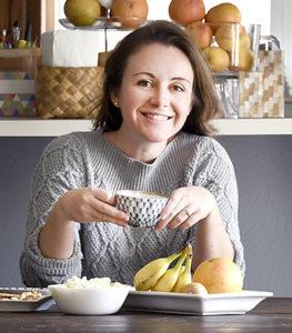 Hannah Tomlinson at Home
